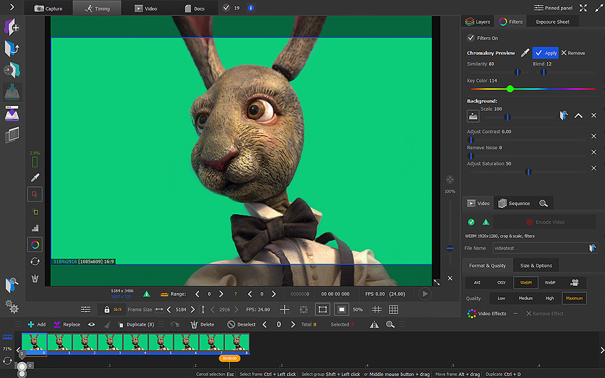 AnimaShooter · Stop Motion Software for Windows · Canon DSLR
